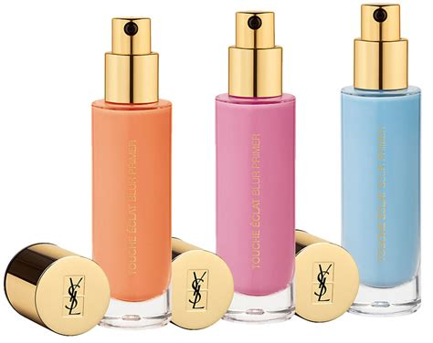 Ysl Touche Eclat Blur Primer 30ml yves laurent adds to its touche 201 clat collection news