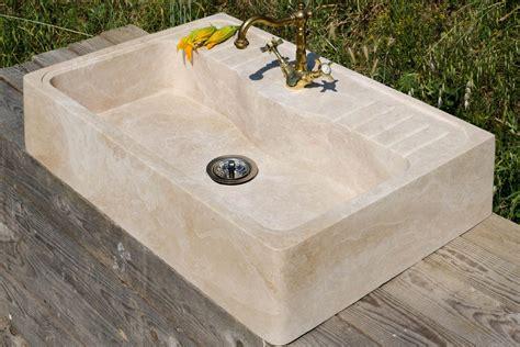 lavello travertino scegli un lavello cucina in pietra