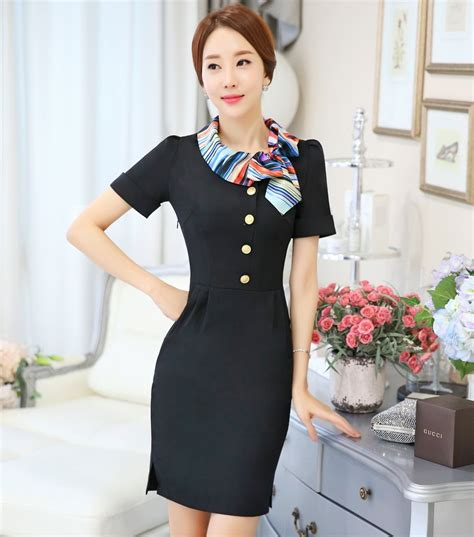 how to wear clipins black women novelty black formal ladies dresses uniforms ol styles for