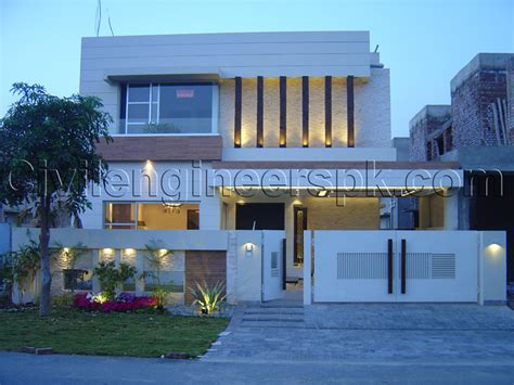 pakistani home design magazines house front looks civil engineers pk
