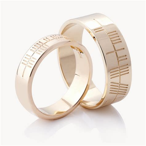 Personalized Wedding Rings: Unique Range Announced by