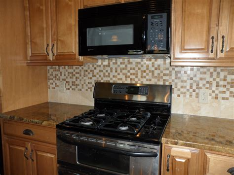 kitchen with backsplash kitchen dining enhance kitchen decor with mosaic