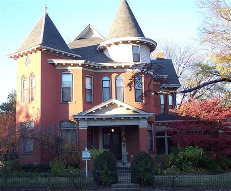 quapaw house holtzman visonhaler house in quapaw quarter little rock arkansas flickr photo