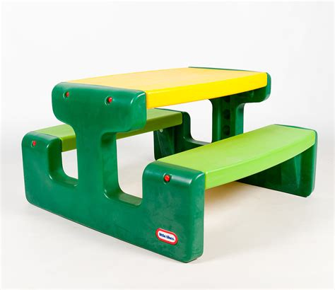tikes picnic table large picnic table evergreen tikes
