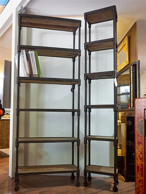 libreria ferro battuto librerie ferro battuto industrial antique nuovimondi