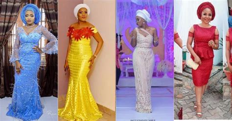 different kind of plum shoes on aso ebi bella naija throb aso ebi styles that are perfect for slay queens