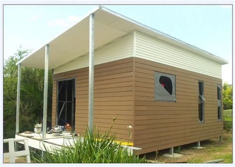 prefab home kits australia style prefabricated house kits modern prefab house with wpc cladding