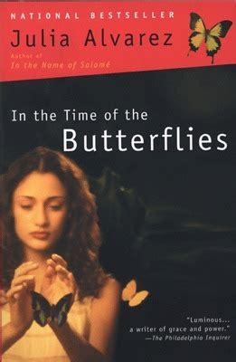 nonfiction books by julia alvarez in the time of the butterflies by julia alvarez reviews discussion bookclubs lists