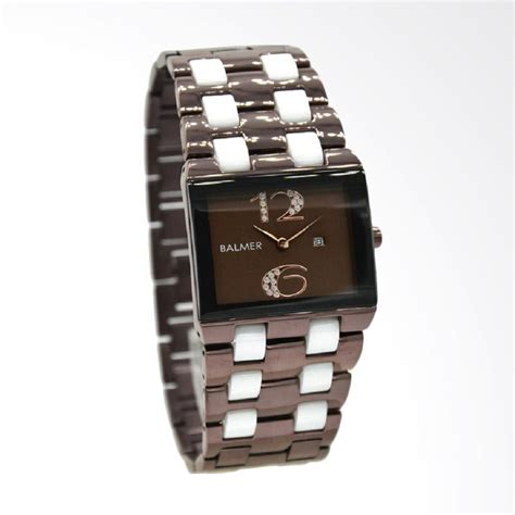 Jam Tangan Coklat B Berry jual balmer b 7959lcbwn jam tangan wanita coklat hitam