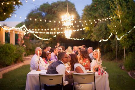 Backyard Wedding Gilbert Az Michael Married Gilbert Wedding Photographer