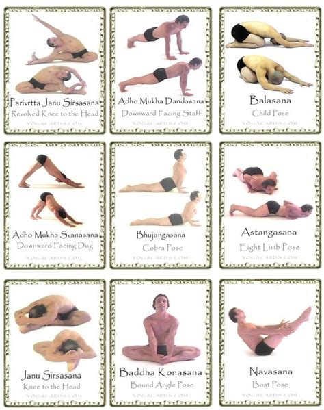 printable yoga poses and names asanas and their meaning yoga poses names http www
