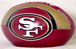 49ers colors san francisco 49ers football team