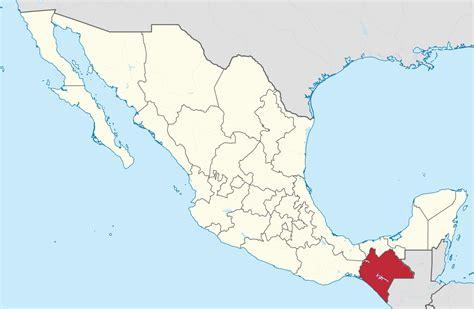 map of mexico chiapas chiapas map adriftskateshop