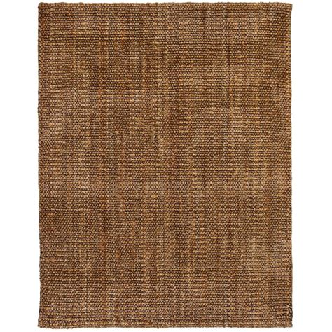 gray jute rug anji mountain mira and silver grey 8 ft x 10 ft jute area rug amb0323 0810 the home depot