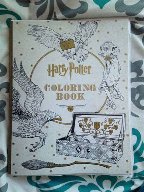harry potter coloring book look inside my harry potter coloring book harry potter amino