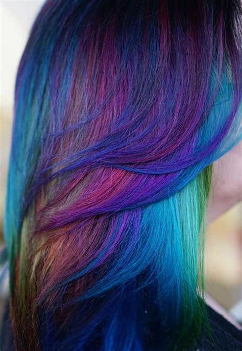 mixed hair colors best 25 mixing hair color ideas on hair