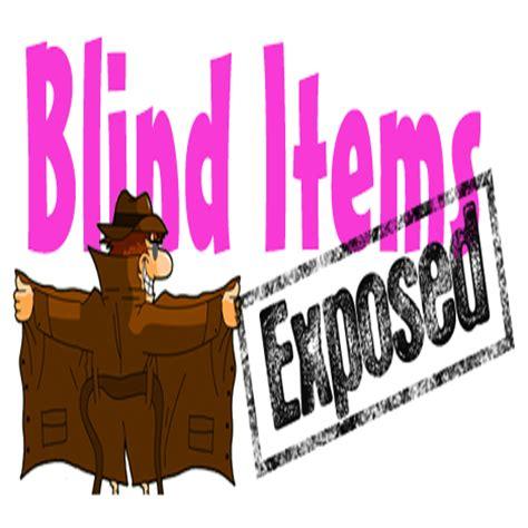 Blind Item by Blind Items Exposed Blinditemsexp