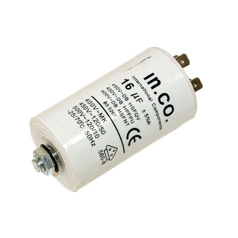532000501 ariston washing machine capacitor 16uf ariston capacitor 16uf washing machine