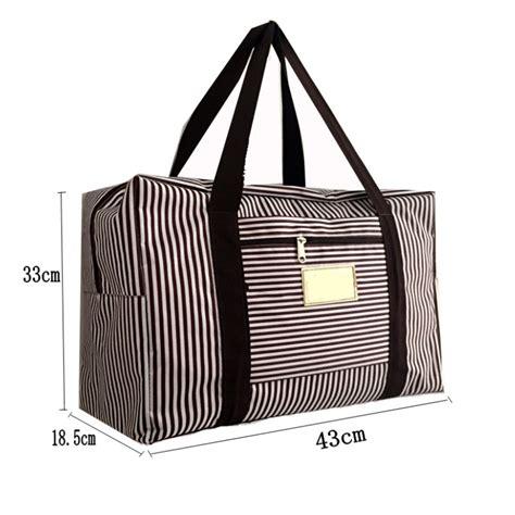 Tas Travel Lipat Bag Tas Koper tas travel lipat portabel waterproof size s black jakartanotebook