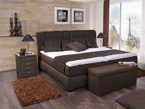 Boxspringbett Schlafzimmer by Oschmann Prestige Boxspringbett Bett F 252 R Schlafzimmer