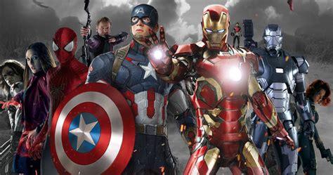 Promo 1 Set Marvel Avenger Heroes 8pcs Heroes Dlp9050 T will captain america civil war kill this marvel