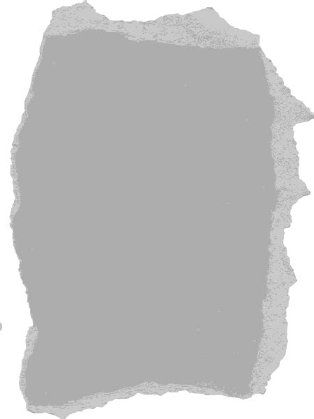 Make Paper Transparent - torn paper sheet transparent png stickpng