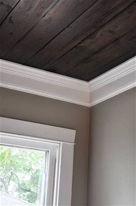 25 best ideas about painted wood ceiling on kitchen ceilings wood ceiling beams