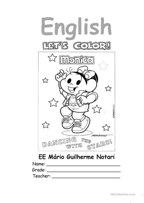 printable coloring pages esl english notebook coloring page worksheet free esl