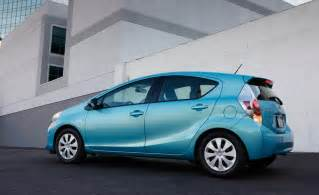 Toyota Prius C Used Car And Driver