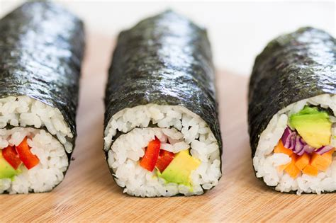 Sushi Roller Roll Sushi Sushi Roll vegan sushi and pickled lazy cat kitchen