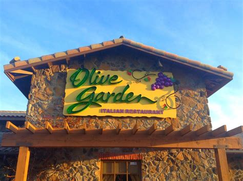 Order Olive Garden by You Might Soon Be Able To Order Olive Garden Delivery On