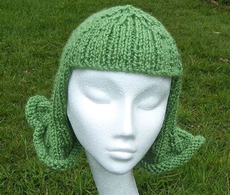 funky knitted hats and funky hat wig a knitting pattern with photo tutorial