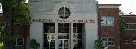Marshall County Probate Office by Marshall County
