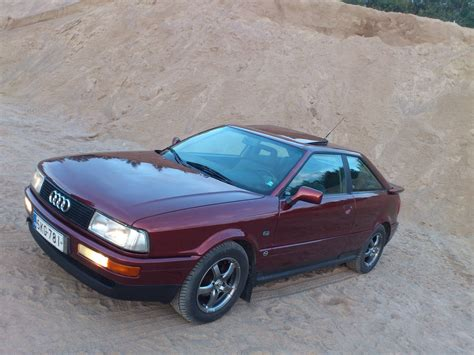 1991 audi coupe overview cargurus