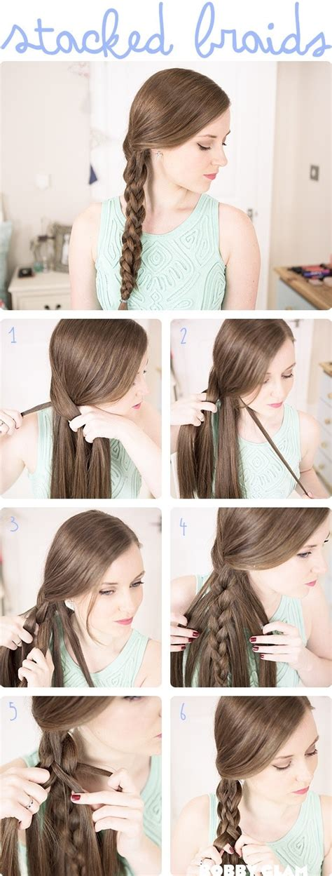 cool braided hairstyles step by step 12 stunning braided hairstyles with tutorials pretty designs