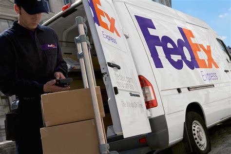 does fed ex deliver on fedex brings ease to shipping dangerous goods by