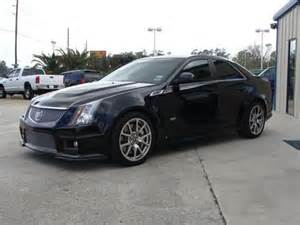 2009 Cadillac Cts V Problems Buy Used 2009 Cadillac Cts V Black Low Mileage Stock No