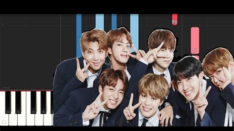 download mp3 bts outro her bts outro her piano tutorial instrumental youtube