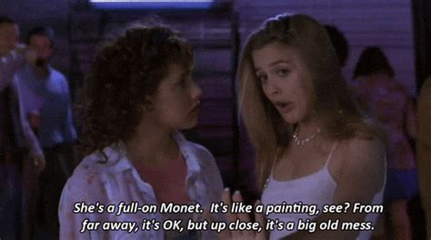 Clueless Movie Meme - i know i m not supposed to have any opinions a by cher
