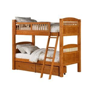 sears bunk beds pine bunk bed sleep well with sears