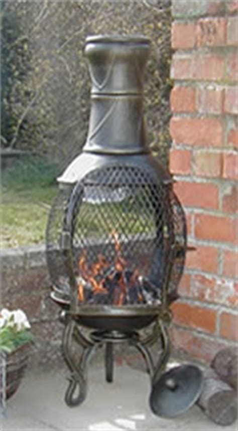 Chiminea Range Buy The Alacante Cast Iron Chiminea Largest Range