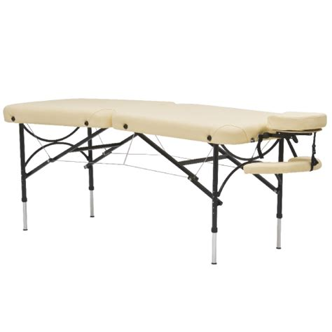 physioworx epsom aluminium portable treatment table