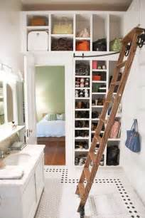 Bathroom Closet Shelving Ideas by 33 Storage Concepts To Organize Your Closet And Decorate