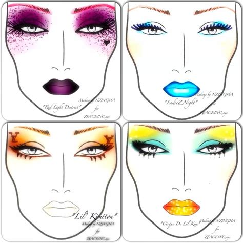 theatrical makeup design 71 best theatrical makeup design images on