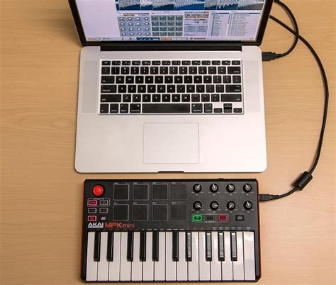 Keyboard Techno Mini 5 best keyboards for production and daw compliance