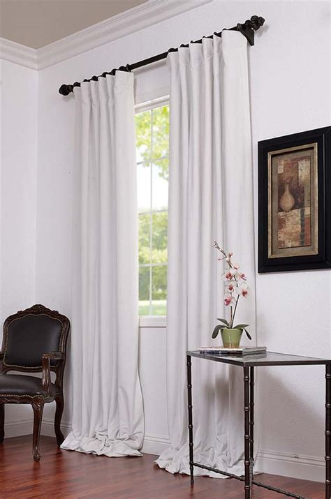 black out white curtains why you should install blackout curtains elliott spour house