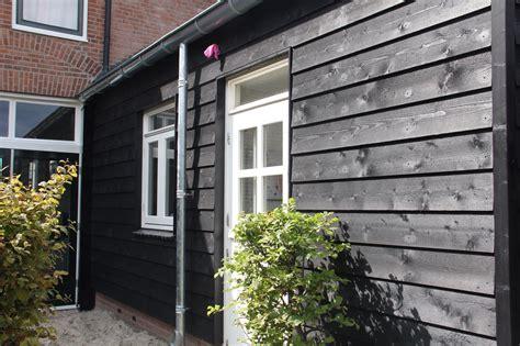 garage rabat aanbouw met zweeds rabat landelijke huizen