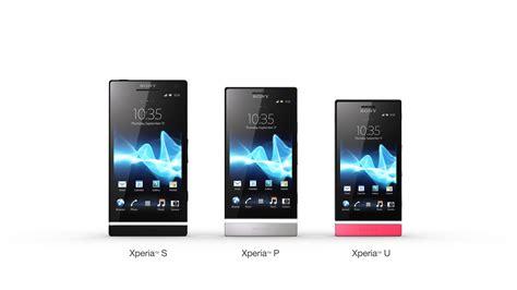 sony mobile xperia u xperia u och p sony mobile