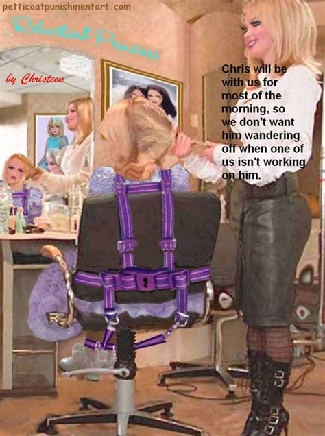 plastic sissy salon punishment 267 best salon slave images on pinterest