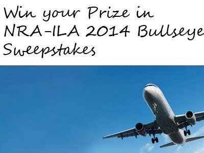 www nrailadonate org bigbullseye win big prizes vary - Nra Ila Sweepstakes